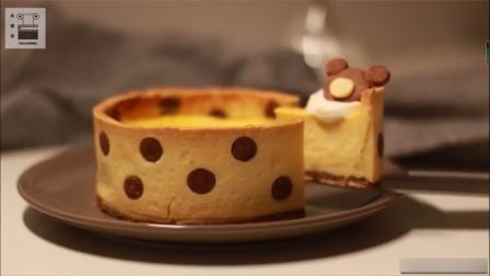 有没有又可爱又好吃的甜品呢?蛋奶布丁挞,好可爱,想学学了