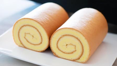 瑞士蛋糕卷制作教程,简单易操作,你学会了吗?