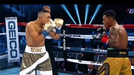 15战15胜12KO!他是轻量级最令人生畏的拳击手