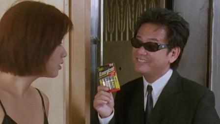 整蛊霸王:买电池送电视,陈百祥这种生意经,首富都不敢这么卖