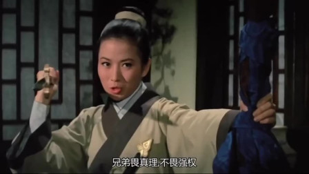 女侠2把打败武林十大枭雄,没想到败给了拿折纸扇的白面书生