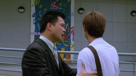 天才与白痴:阿炳希望阿辉帮忙改变结局,整个人都变得疯狂起来