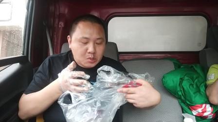 亲测虬津菜市场果木烤鸭味道怎么样