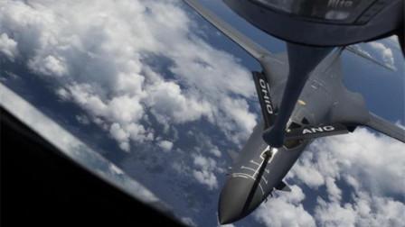大批防空导弹待命,美军轰炸机敢闯入领空,就开火打下来