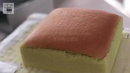 做蛋糕是一件很简单的事情么?班兰海绵蛋糕来喽,这么简单