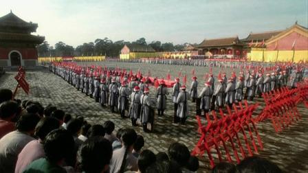 《武状元苏乞儿》冷知识:杨幂5岁客串,战争场面拍摄出动真实军队!