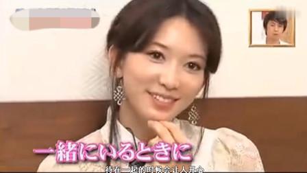 林志玲上日本综艺,采访中对答如流,看起来婚后生活还是不错的奥