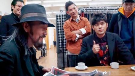谢霆锋松口谈王菲优点 周杰伦:他是玻璃做的王子