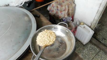 粗粮细作燕麦馒头,对减肥的人是最好的选择,为了健康燕麦馒头做起来啦