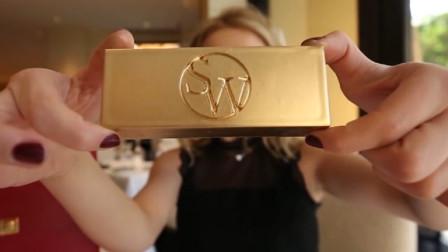 价值20万的巧克力有多奢侈?直接放黄金,贫穷限制了我的想象!