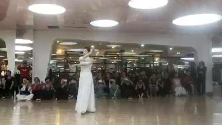 郑妍舞蹈—《大鱼海棠》(正面)