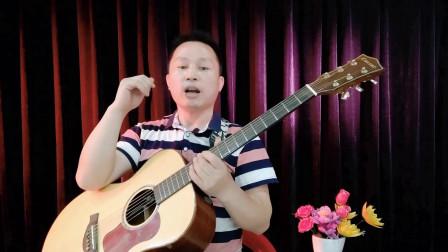 《零基础学吉他》13节《兰花草》带吉他谱详细讲解教程