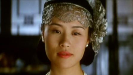 宋美龄留学完回国,蒋介石对她一见钟情
