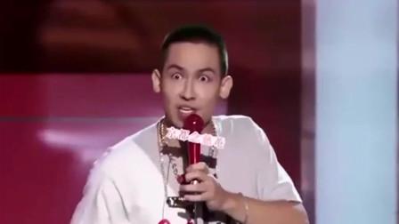 中国有嘻哈遭脱口秀演员卡姆吐槽,说得太犀利了!