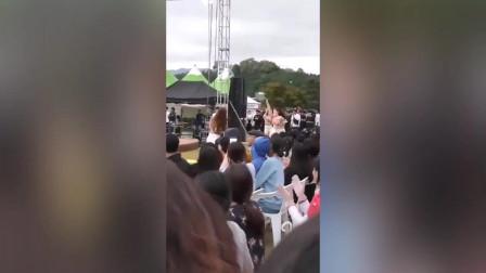 怪不得韩国女团在本国,这么受欢迎那是有原因