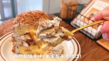 不用很好的抹面技术,谁都可以做出蛋糕店的水准。我相信这款奥利奥海盐咸奶油#蛋糕#无人能抗拒!