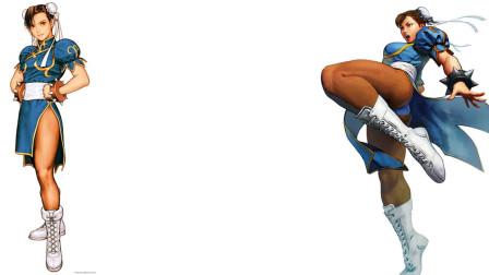 《街头霸王2》全角色通关回顾,还记得女神春丽换装的样子吗?