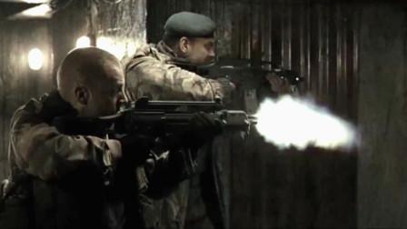 顶级恐怖战争片,一支雇佣军陷入恐怖军队围剿,差点全军覆没