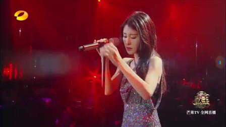 张碧晨《红玫瑰》惊艳跳舞!演绎出堕入风尘的凄凉美!