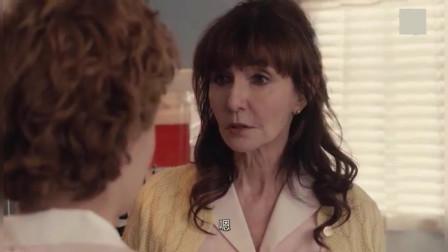 凯蒂的道别:店长更像是凯蒂的母亲,对她很照顾,各个方面