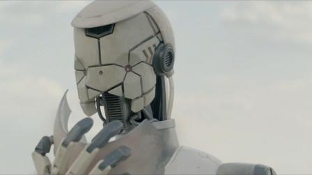 机器纪元:机器人一夜之间将废车修好,不可否认,未来是机器人的