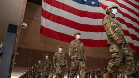 雪上加霜!关键时刻美军收到噩耗,两大基地数百人感染新冠