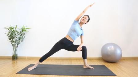 不跑不跳暴瘦全身!每天5分钟,手臂、大腿、腰部通通瘦下来