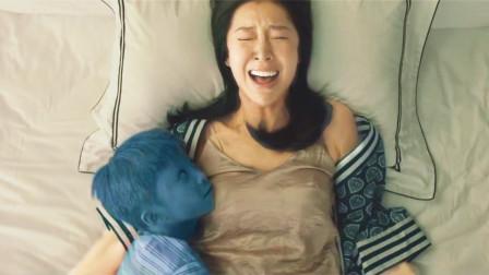 恐怖电影:男孩被鬼妈妈养大,天生拥有阴阳眼,能看见奇怪的东西