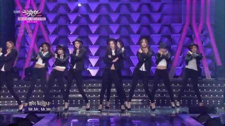 AOA&BESTIe&Girls Day翻唱《Mr.Mr》,致敬少女时代