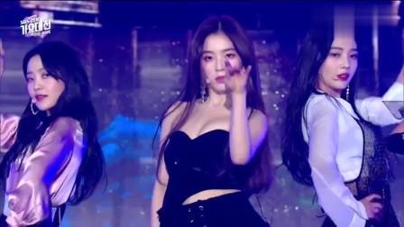 Red Velvet的《Bad Boy》,声音惊艳,唱跳太美了!