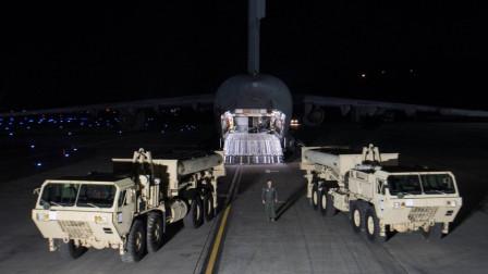 """连夜""""突袭"""",萨德基地出现美军身影"""