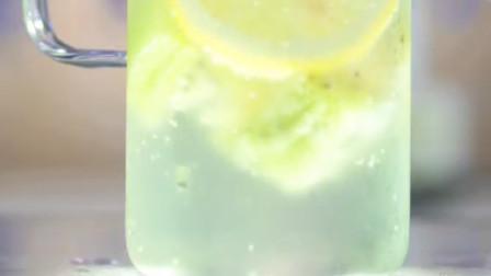 气泡水微醺的四种高颜值喝法,清凉一夏,值得收藏~