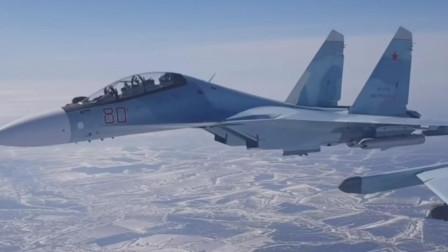 俄罗斯苏30战机编队飞行,优秀的三代半战机