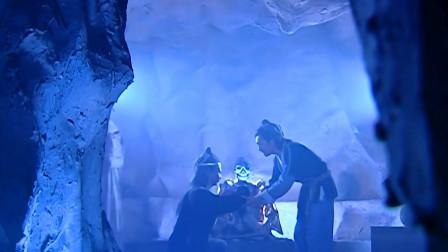 倚天屠龙记:无忌当上教主,韦蝠王赶紧下跪认错,谁知无忌竟感谢他!