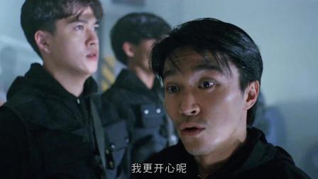 逃学威龙:飞虎队进行实战演习,没想到成功解救人质却被星爷骂!