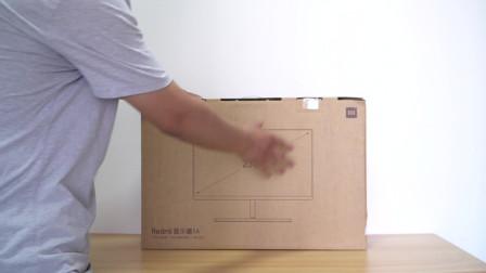 仅499元,红米显示器1A快速开箱,三微边IPS屏可真香?
