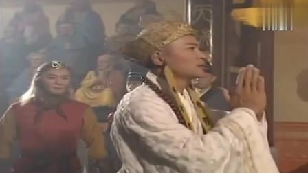 天地争霸美猴王:万妖女王看清现实后,决意削发为尼,从此常伴青灯!