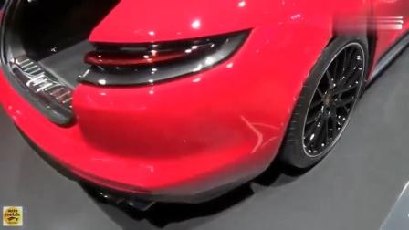 """2020款全新保时捷Panamera GTS, 性能超强的四门""""野兽""""!"""