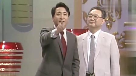 姜昆,唐杰忠经典相声《着急》,包袱一个接一个