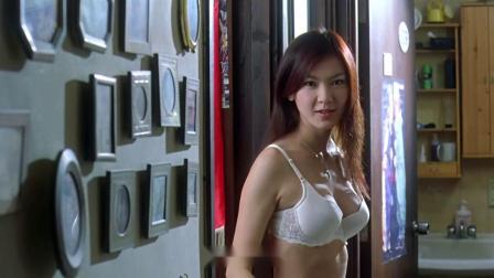 千王之王:林熙蕾只给张家辉一分钟脱衣,没想到这是一个大圈套