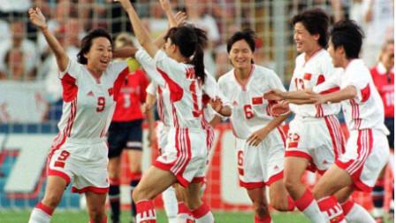 经典战役回顾:99年女足世界杯半决赛,中国5-0吊打世界冠军挪威