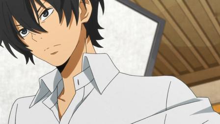 邻座的怪同学:雫的态度太差,吉田看不下去了,怼的漂亮