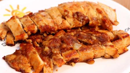 鸡胸肉怎么做才好吃?教你这样做,吃再多也不胖,肉质鲜嫩又入味