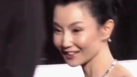 张曼玉是多少70和80后心中的女神,亚洲首位戛纳影后!