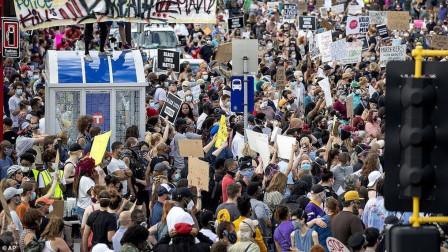 对于美国暴动,其他国家为何集体失声?
