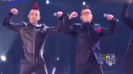 陈小春与古惑仔兄弟再聚首!一首《友情岁月》,致敬兄弟情