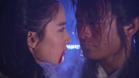 神雕侠侣:小龙女武功不敌李莫愁,劝杨过放下断龙石离开,这该怎么选?