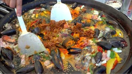 日本街头美食!札幌秋季美食节,海鲜,烤肉,铁板烧,下饭视频,一次拥有