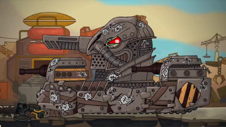 坦克世界:小坦克大战红眼激光怪