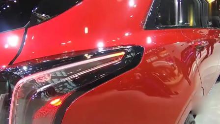 2020款凯迪拉克XT5Sport, 外观和内饰高清实拍